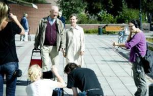 Trosells Evigt unga till Lviv internationella filmfestival