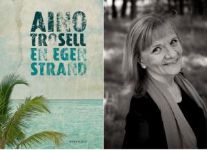 Aino Trosell på Orminge bibliotek