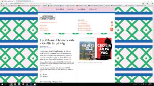Release Litteraturhuset 6 sept 2016